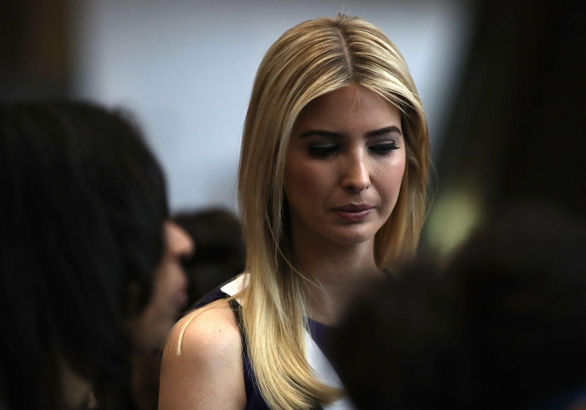 Ivanka Trump desata críticas en redes por un tuit sobre mujeres