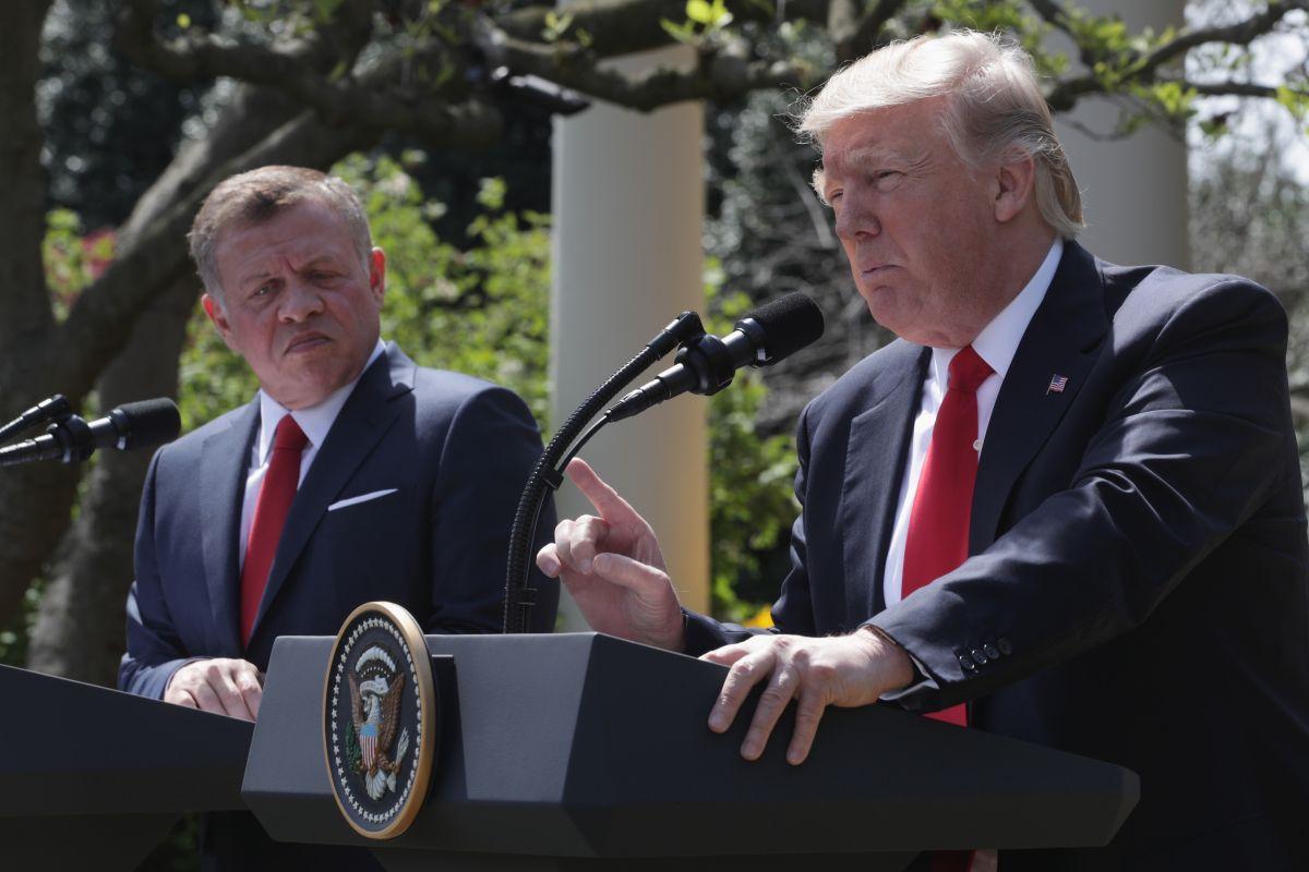 """Trump tras ataque químico en Siria: """"Ellos tendrán un mensaje… ya verán"""""""
