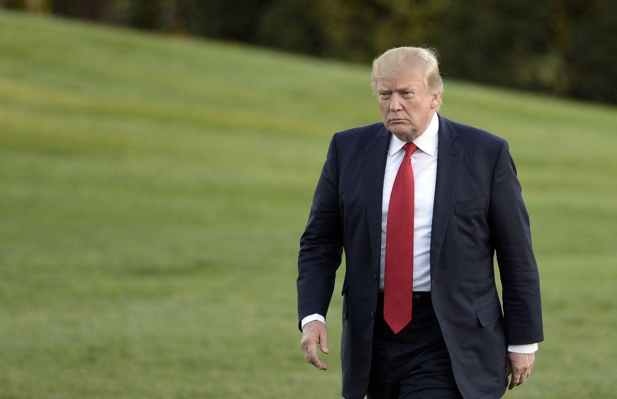 """Trump: """"Si China ayuda contra Corea del Norte sería genial, si no, EEUU puede solo"""""""