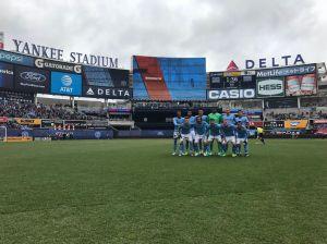 New York City FC vs. San José Earthquakes: Minuto a minuto