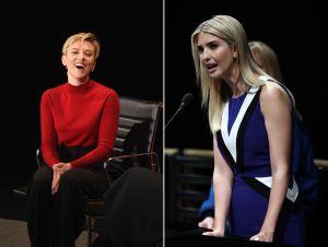 Broma de Scarlett Johansson sobre Ivanka Trump desató la furia de la Primera Hija