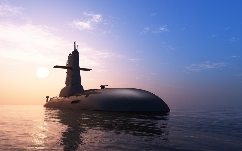 El letal submarino estadounidense que podría borrar del mapa a Corea del Norte