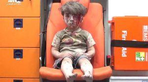 Por esta foto se convirtió en símbolo de la guerra en Siria; hoy su martirio es peor