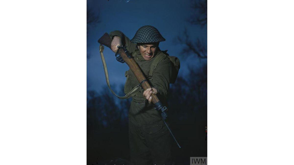 Las fotos inéditas de la Segunda Guerra Mundial que divulgan casi 70 años después