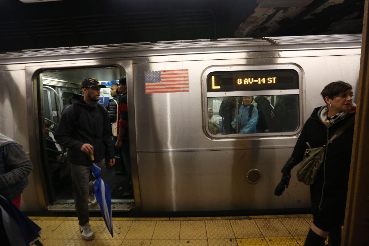 Comenzó cierre nocturno de la línea L del Metro