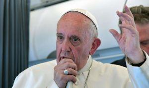 El papa Francisco ya le había dicho a Televisa que apoyaba las uniones civiles de parejas del mismo sexo
