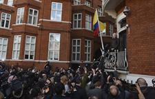 Investigación por presunta violación de Julian Assange cerrada