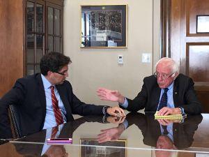 ¿Qué tiene que ver Bernie Sanders con México?