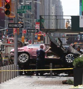 Buscan evitar otros arrollamientos como el de Times Square