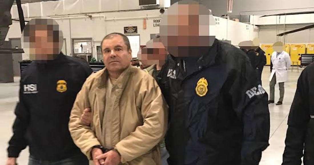 'El Chapo' fue extraditado a Estados Unidos en enero de 2017.
