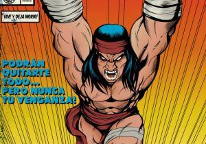 """""""Galvarine"""", el héroe indígena mapuche que es como Wolverine"""