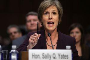 "Exfiscal general alertó a la Casa Blanca sobre Flynn y ""chantaje"" de Rusia"