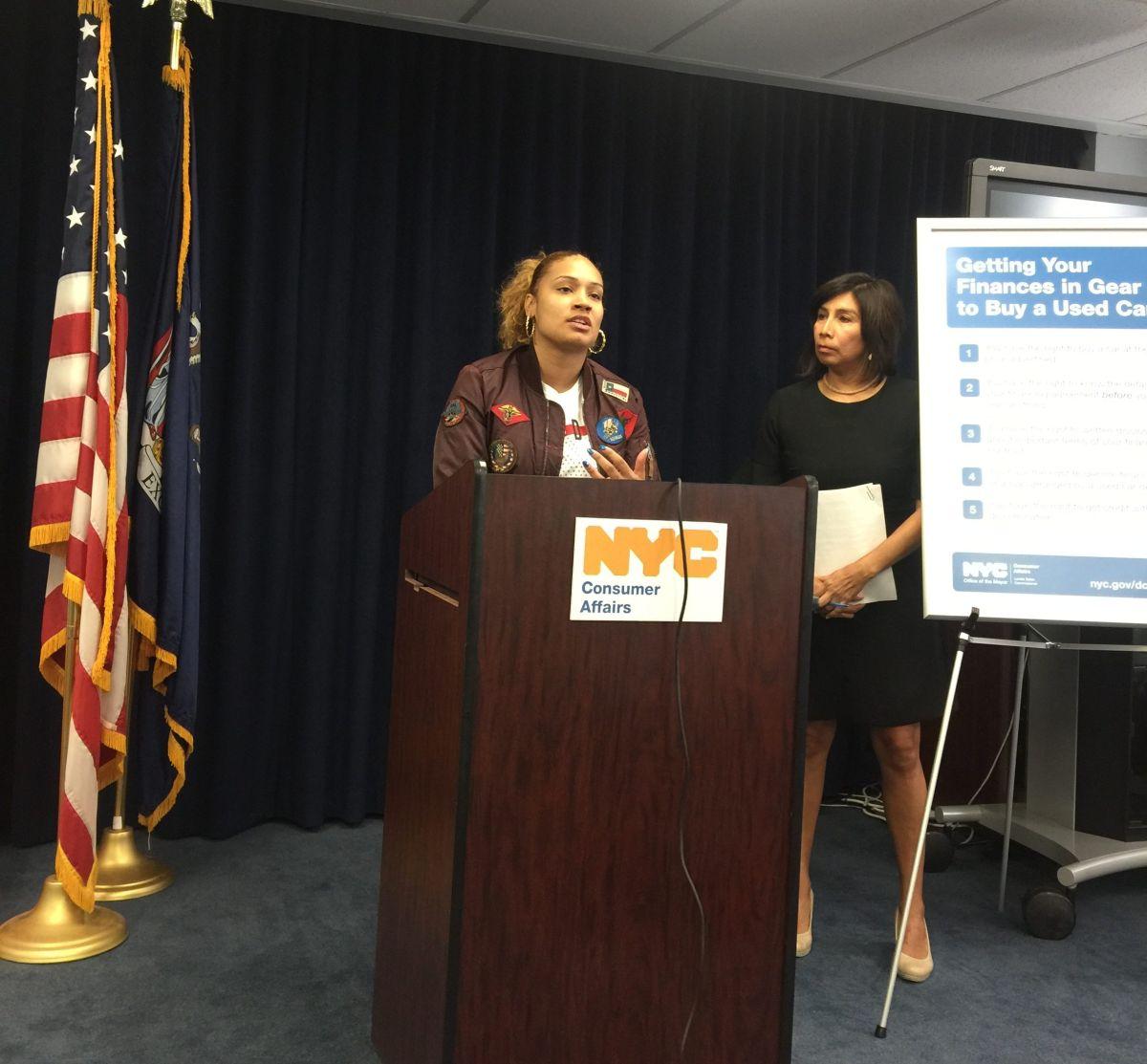 NYC acusa de prácticas ilegales a tres concesionarios más de carros usados