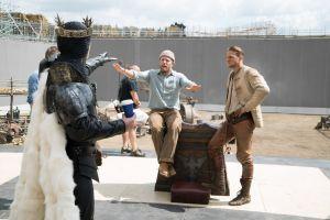 """Así logró Charlie Hunnam el papel en """"King Arthur"""" cuando no le quería ni el director"""