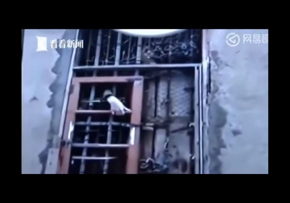 """Video: El hombre """"poseído"""" al que sus padres mantuvieron encerrado por 30 años"""