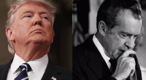 Despedir a Comey desató comparaciones entre Trump y Nixon