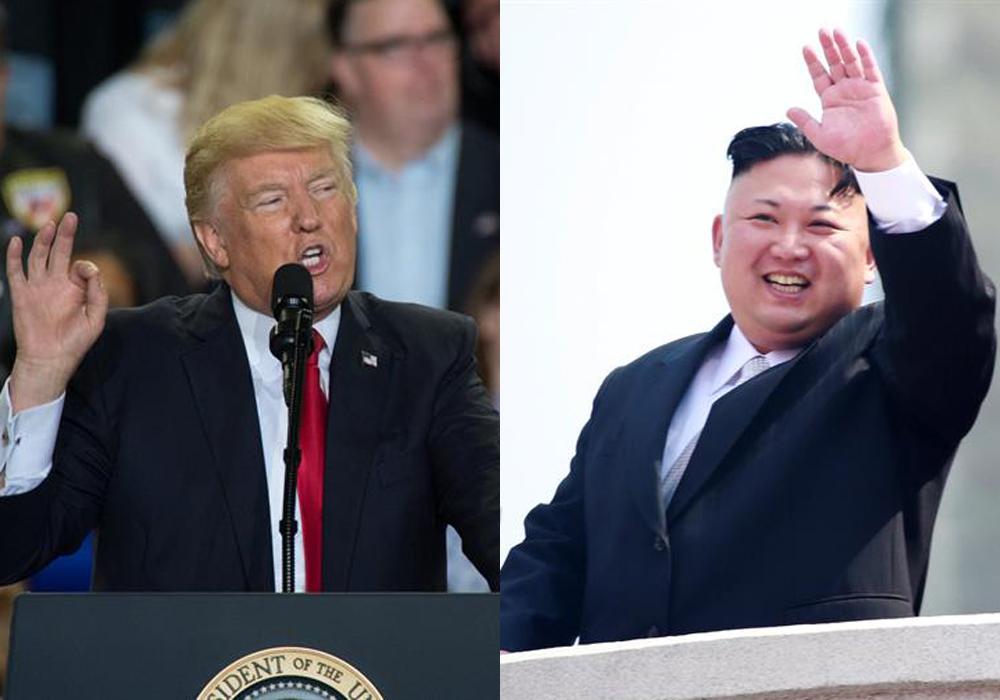 """Trump a Kim Jong-un: """"Mi botón nuclear es más grande y poderoso"""""""
