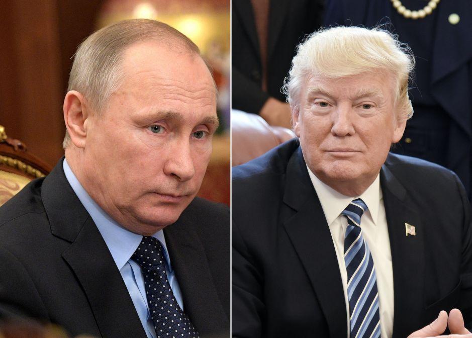 Trump y Putin acuerdan buscar solución sobre Siria y Corea del Norte