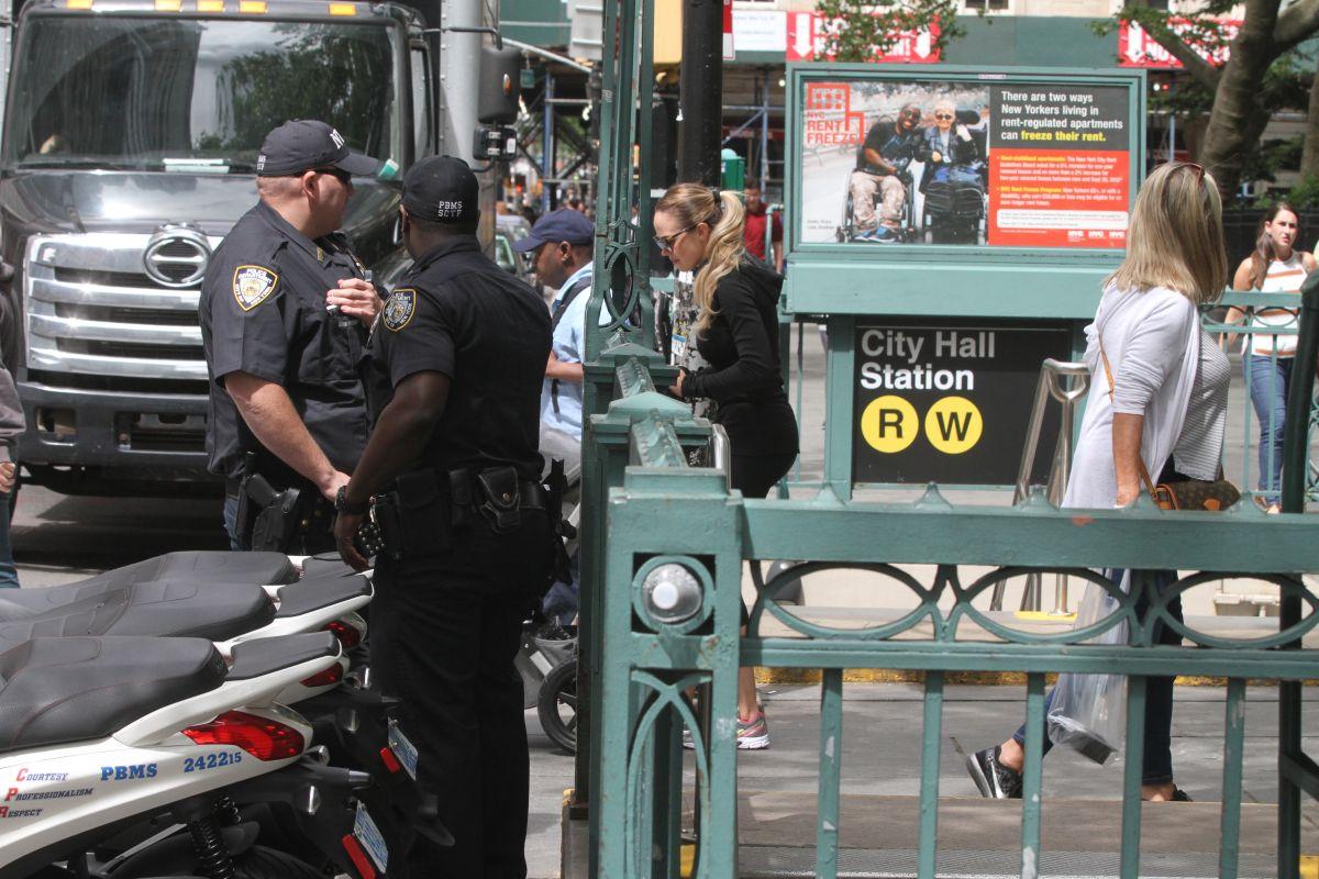 """MTA denuncia """"inacción policial"""" en el anárquico Metro de Nueva York: más delitos, menos arrestos"""