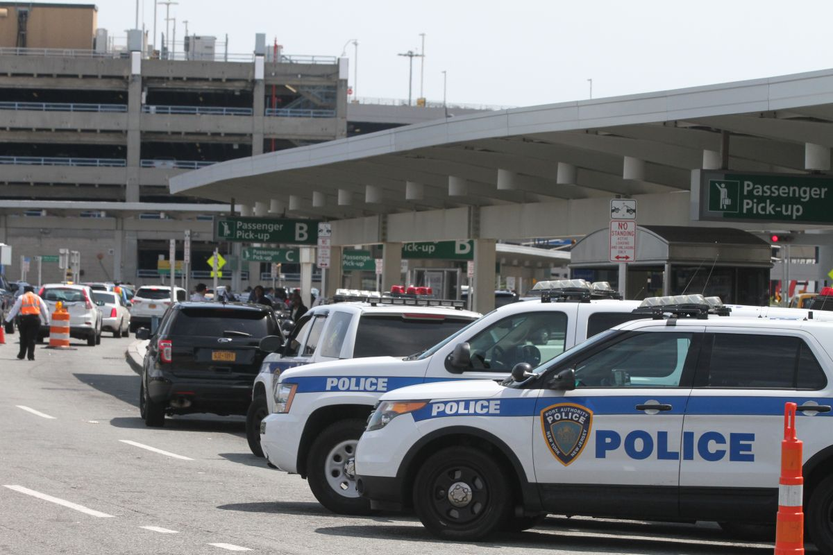Two killed in car with child near JFK airport in New York