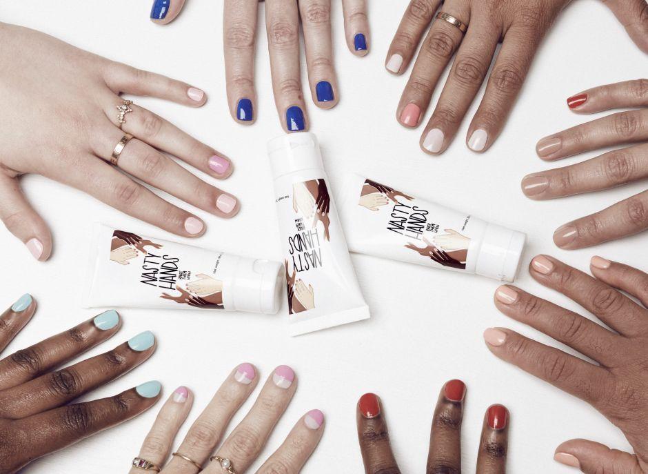 NastyHands, la crema de manos con mensaje para Donald Trump