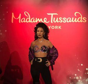 Selena Quintanilla ya tiene su figura en el Museo Madame Tussauds de Nueva York
