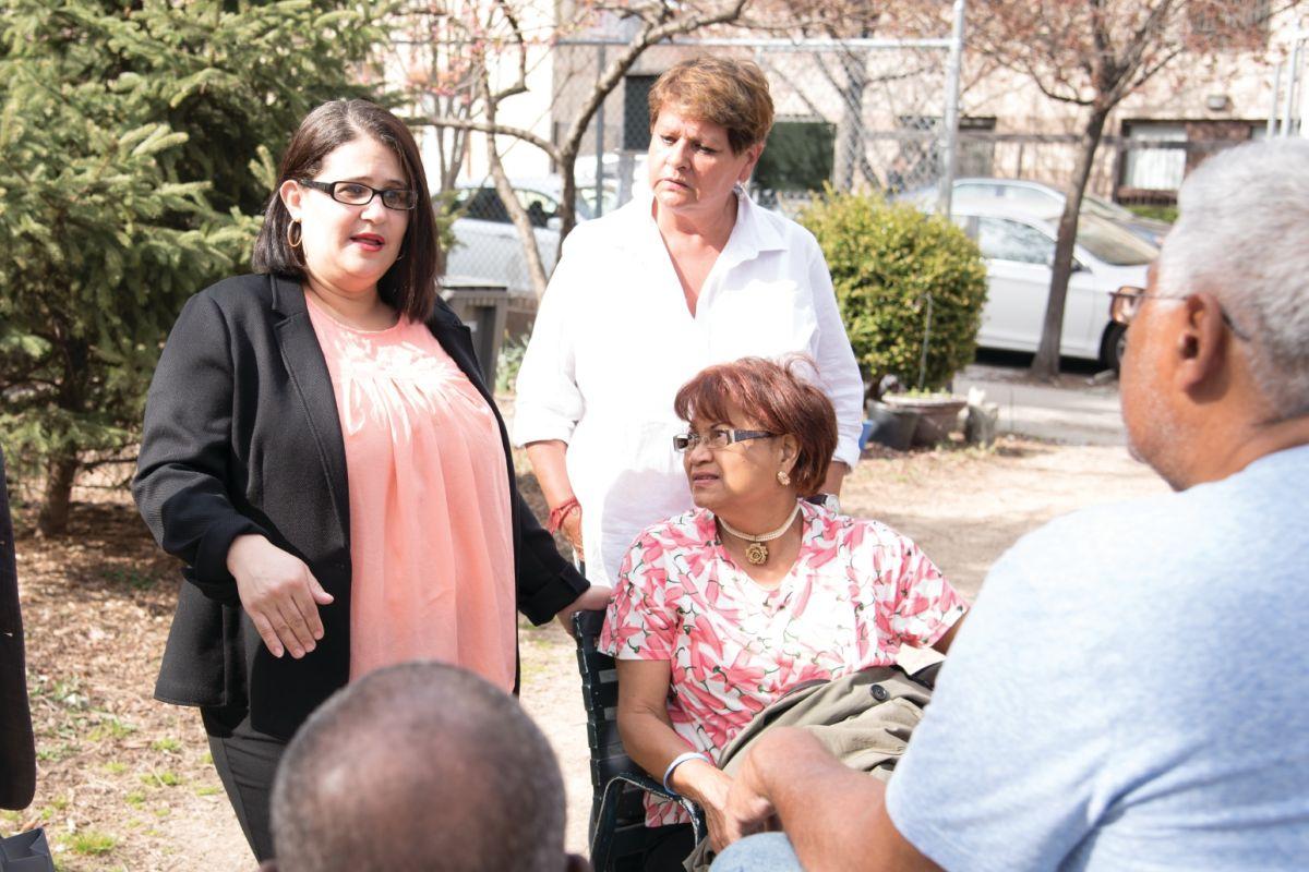 """Diana Ayala: """"Quiero consolidar la presencia de la mujer hispana en el Concejo de NY"""""""