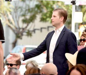 La buena acción de Eric Trump con una mujer en Nueva York