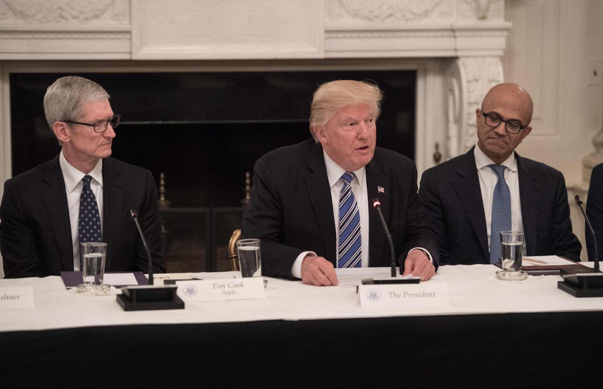 """Trump sobre Corea del Norte: """"Es un régimen brutal y seremos capaces de manejarlo"""""""