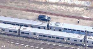 Unos 500 pasajeros varados en tren de LIRR por apagón