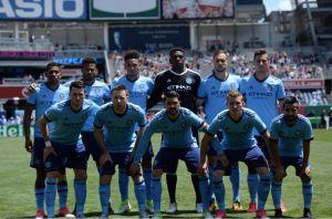 New York City FC vs. Philadelphia Union: Chanot y Callens dan la vuelta al marcador