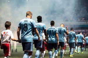 NYCFC quiere que siga la fiesta ante Minnesota United
