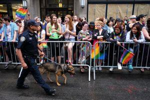 Celebración del Orgullo Gay con máxima seguridad