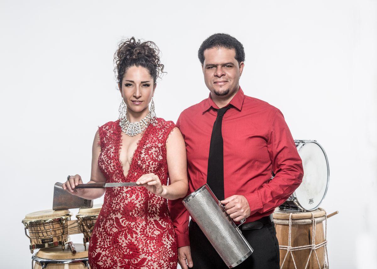 Sounds of Quiroga: Ritmos caribeños con toques andinos