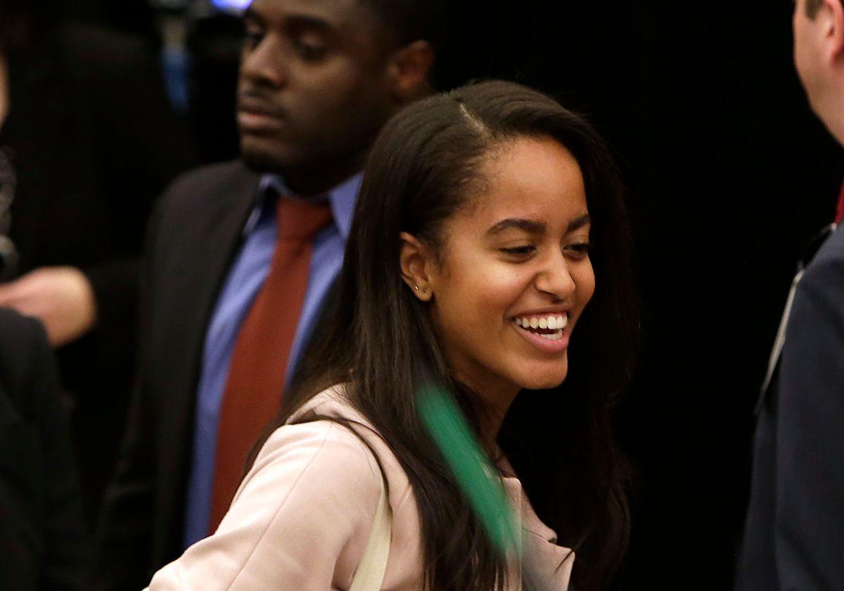 Malia Obama y Rory Farquharson celebraron dos años de noviazgo