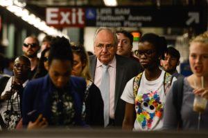 El consejo del presidente de la MTA que enfadará a los neoyorquinos