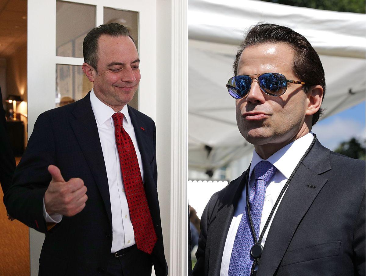El nuevo pleitazo que se traen en la Casa Blanca