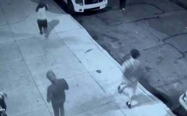 Agente encubierto detiene a pederasta en restaurante en Midtown
