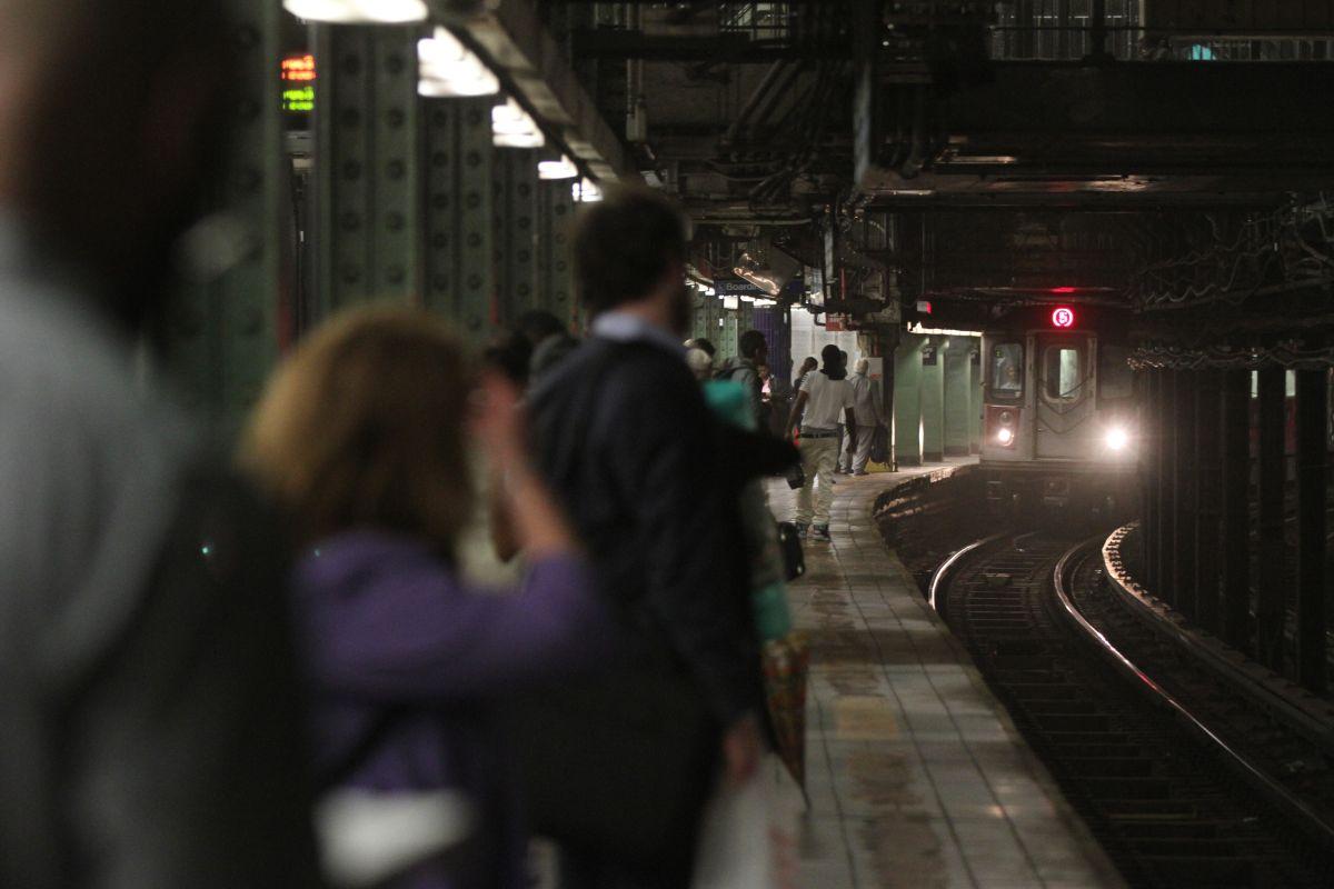 Varios empleados han encontrado durante años cadáveres en las estaciones del Subway.