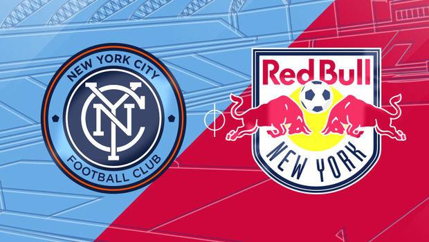 MLS 2017: NYCFC vs. Red Bulls, horario y canales de TV