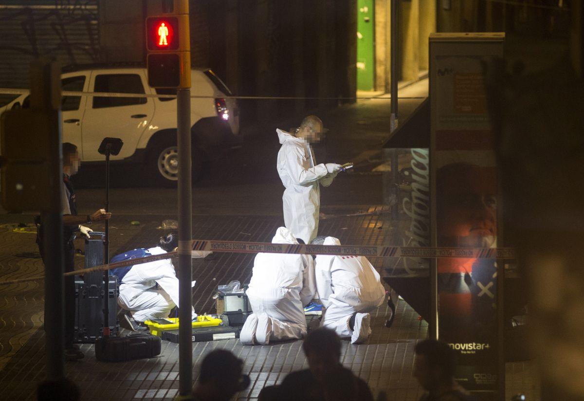Afirman que CIA alertó de posible ataque terrorista en Barcelona