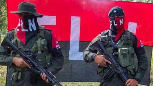 45% de la guerrilla colombiana ELN se mudó a Venezuela y apoya a Maduro