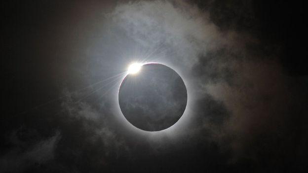 El próximo 21 de agosto tendrá lugar un eclipse total de sol.