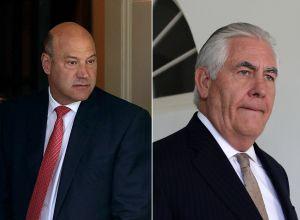 Secretario de Estado y asesor se van contra Trump por supremacistas