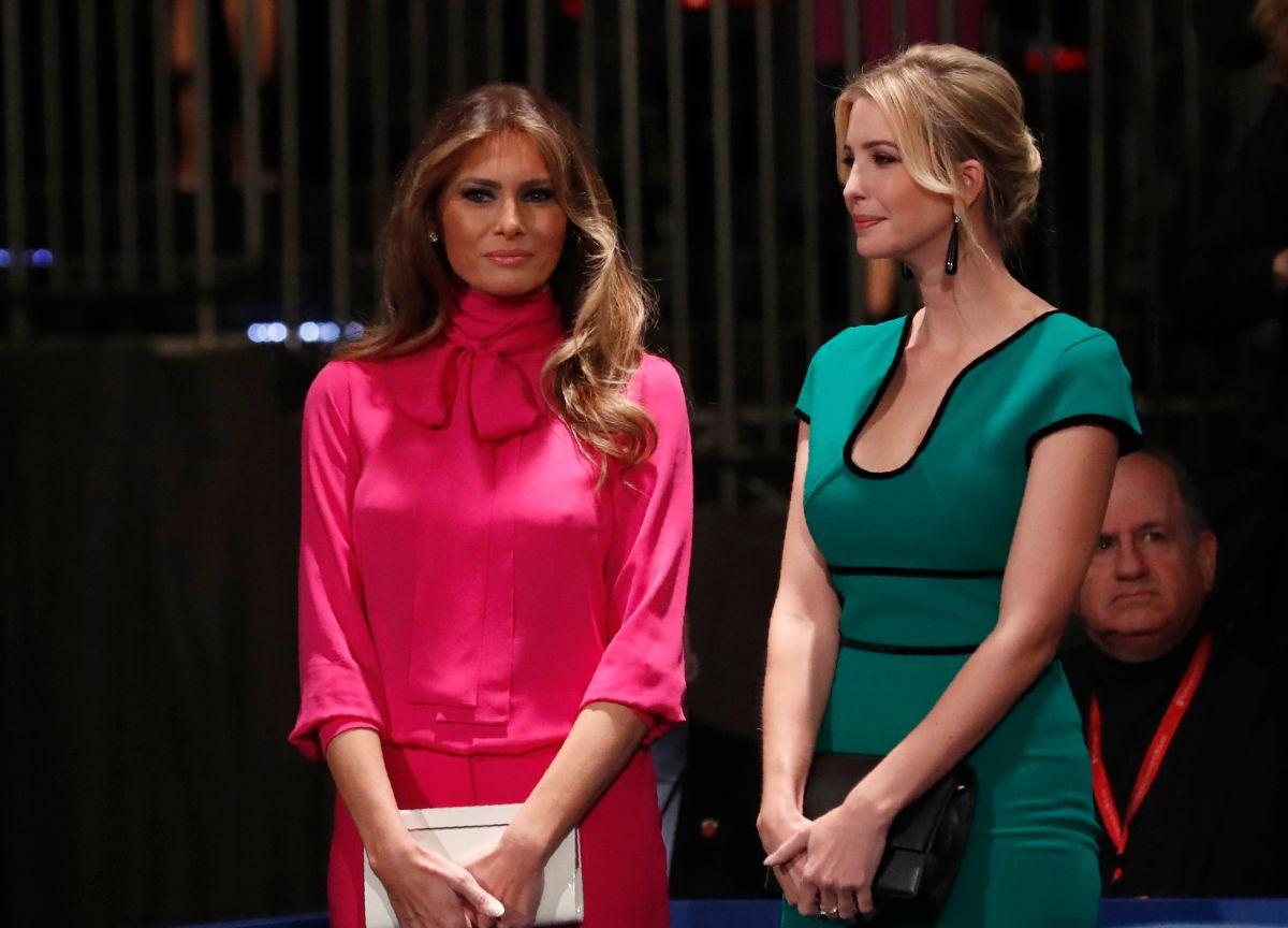 Melania e Ivanka se unieron por este motivo contra Trump