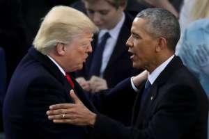 Trump se burla de Obama, pero no supera que haya tenido más gente en su inauguración presidencial