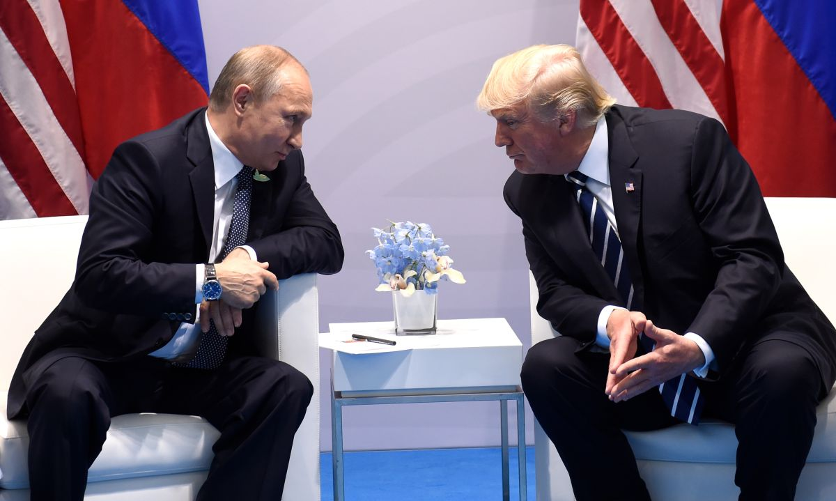 El doble discurso de Trump sobre Rusia
