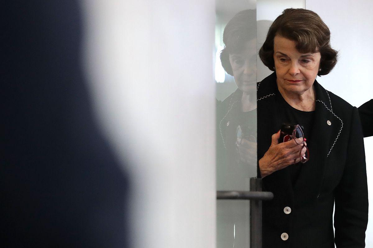 La demócrata es parte del Comité de Inteligencia del Senado.