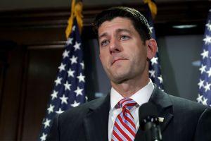Paul Ryan descarta competir por reeleción para la Cámara
