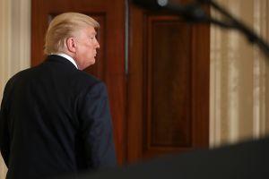 """Trump es contundente sobre Corea del Norte: """"Hablar no es la respuesta"""""""